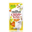 モンプチ クリスピーキッス チーズ&チキンセレクト 30g (MonPetit)[ピュリナ ネスレ 猫 ネコ おやつ フード チキン ペ…