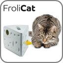 猫 おもちゃ PetSafe フローリーキャット チーズ Froli Cat CHEESE》 自動 電動 オモチャ 玩具 ねこ ネコ キャット Petsafe ...