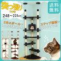 キャットタワー猫タワー突っ張りスリムキャットタワー突っ張り突っ張りキャットタワーキャットタワーツイン突っ張り