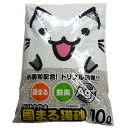 【18日エントリーでポイント最大3倍!】猫砂 ベントナイト 固まる猫砂 10L×2袋セット PKFAG-100 10リットル 2個 まと…