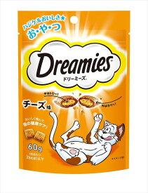 猫 おやつ マース ドリーミーズ チーズ味 60g [猫 おやつ ごはん ねこ フード キャットフード][LP] キャットランド【D】