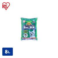 【送料無料】この名前はダテじゃない!固まる猫砂ハイパーウッディフレッシュ8L×3袋セット【kzxeu7t】