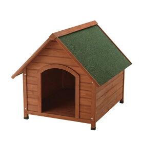 リッチェル 木製犬舎 830 送料無料 犬 犬舎 木製 ハウス 犬ハウス 犬舎木製 ハウス犬 木製犬舎 【D】 [EC]