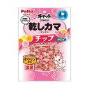 キャット乾しカマ チップ かに 60g 猫 おやつ キャットフード 国産 ペットフード 日本製 Petio ペティオ キャットラン…
