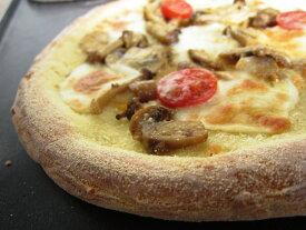 ポルチーニと色々きのこピッツァ/みちのくナポリピッツァ/冷凍ピザ20cm