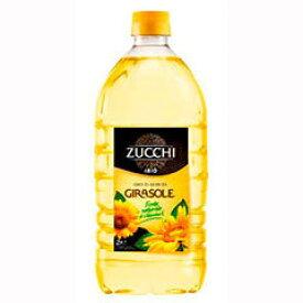 ズッキ/オリオ ディ ジラソーレ 2L ひまわり油 ひまわりオイル ぺットボトル