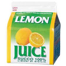 シチリア産フレッシュレモンジュース 250ml 12本