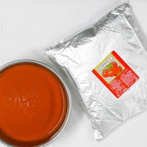 【業務用】裏ごしトマト コッポラ パッサータ ハイブリックス 5kg 袋入り