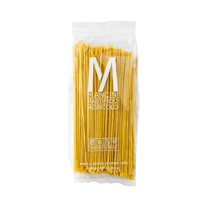 マンチーニ スパゲッティーニ/1kg×6個/1ケース/直径:約1.8mm/ゆで時間:約9~10分