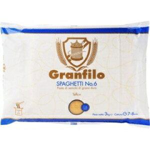グランフィーロ/スパゲッティ 1.6mm No6