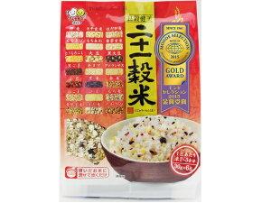 二十一穀米スティック30g×6包モンドセレクション金賞受賞種商