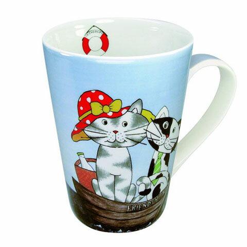 (猫雑貨・猫グッズ)猫のマグカップ