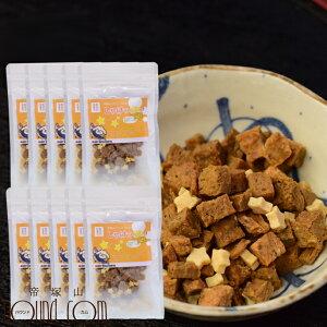 愛犬愛猫用おやつ しゃけっチ 60g11袋セット 国産 無添加 ササミ 鶏肉 減塩チーズ