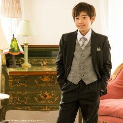 男の子卒業式スーツ