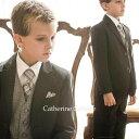 スーツ 男の子 男の子 スーツ ベスト付き6点セットアップ[子供服 フォーマル スーツ 黒 男児 子供服 結婚式 ピアノ 発…