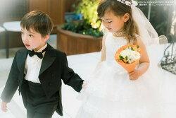 結婚式の男の子におすすめのタキシードセット