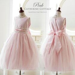 子供服ピンク子供ドレスお姫様