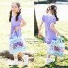 Little Cinderella vinyl bag kids ' Junior Ladies vinyl bag Black Black casual to school a stylish and Cute Girly ur] 4/10 released!