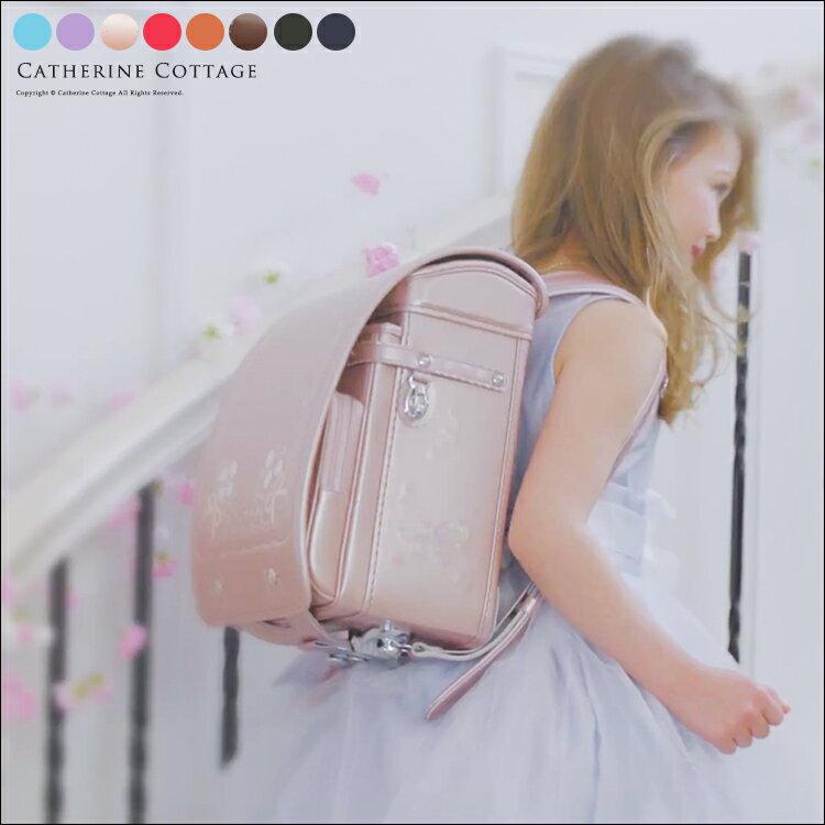 【予約品】ランドセル 女の子 2019年 送料無料 アリスランドセル リボンデイジー フィットちゃん 女の子 クラリーノキューブ型 2019年モデル ピンク 赤 水色 茶色 ブラウン 紫 サックス A4対応 N6010 [YKKS2]