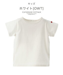 白無地Tシャツ子供用