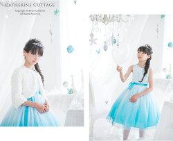 結婚式におすすめの子供ドレス