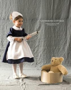 子供用ナースコスプレ衣装仮装ハロウィン女の子