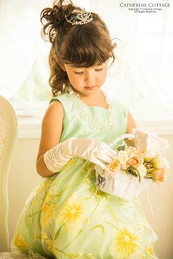 子供結婚式ドレス