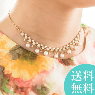小♪正式和小孩小孩禮服以及連衣裙在小孩禮服摇擺珍珠項鏈附件結婚典禮發表會一共非常便宜