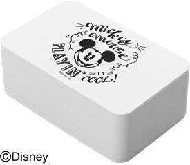 90063 山崎実業 YAMAZAKI おしりふき収納ケース ミッキー ホワイト WH ミッキーシリーズ 可愛すぎる ウェットティッシュ ケース 【沖縄・北海道・離島は送料別途必要です】