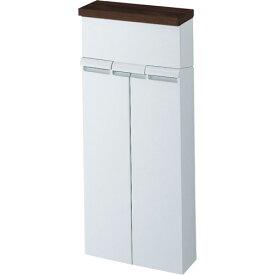 送料無料 トイレ 収納 壁付き収納棚 INAX イナックス LIXIL・リクシル 【TSF-100EU】簡単 取り付け