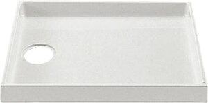 INAX・LIXIL 洗濯機パン 【PF-8064AC/FW1-BL】 中央排水 800×640 洗濯機防水パン