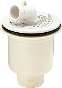 TP-51/FW1 洗濯機 防水パン用 排水トラップ INAX・LIXIL リクシル (縦引き) ABS製排水トラップ TP51/FW1 洗濯パン、洗濯機パン、防水パン