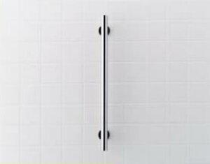 トイレ・浴室 手すり ステンレス 手摺りKSタイプI型 KF-S10(800)【手すり 介護用】【INAX・イナックス・LIXIL・リクシル】