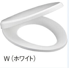 三栄水栓 【PW9032-W】 トイレ用品 便座 前丸便座 [SANEI] 水栓