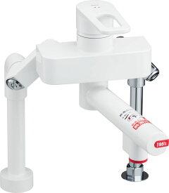 INAX・LIXIL キッチン水栓 【SF-WCH350】 一般地・寒冷地共用 電気温水器専用水栓金具 熱湯口付シングルレバー混合水栓(台付ツーホールタイプ) イナックス・リクシル