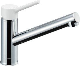 あす楽 SF-WL420SYX(JW)INAX・LIXIL キッチン水栓 シングルレバー混合水栓 泡沫吐水タイプ ノルマーレS 取替浄水スパウト対応 イナックス・リクシル