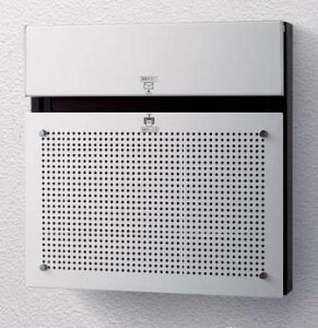 CTCR2151S パナソニック 宅配ポスト COMBO-F[コンボ-エフ] パネル:アルミパンチング