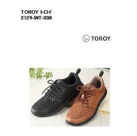 INT-038)TOROY/トロイ)紳士超軽量カジュアルシューズ2色組