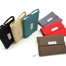 オリジナル手作り 布製 文庫本ブックカバー ブックパック 無地/縞 文庫本サイズ