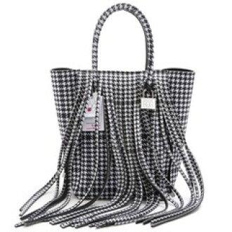 SAVE MY BAG HIPPY JOY LYCRA手提包大手提包边缘女士保存我的包