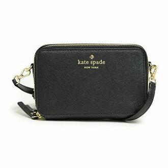 KATE SPADE凯特黑桃PWRU4778 001挎包BLACK黑色