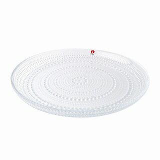 イッタラ iittala II000947 Kastehelmi Plate clair 26cm カステヘルミ プレート皿 ≪北欧食器≫【r】【新品/未使用/正規品】