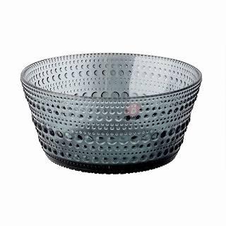 イッタラ iittala II005926 Kastehelmi Bowl grey 230ml カステヘルミ ボウル ≪北欧食器≫【r】【新品/未使用/正規品】