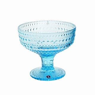 イッタラ iittala II006077 Kastehelmi Bowl bleu clair 350ml カステヘルミ スタンドボウル 脚付 デザートボウル ≪北欧食器≫【r】【新品/未使用/正規品】