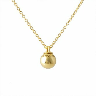 1ea4dd3eb2f41 Tiffany TIFFANY&CO 38088831 Tiffany HardWear ball pendant necklace (18KYG)  approximately 41-46cm