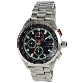 ポールスミス PAUL SMITH PS0110015 クロノグラフ メンズ 腕時計【r】【新品・未使用・正規品】