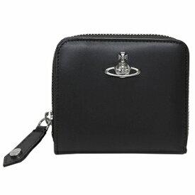 ヴィヴィアン ウエストウッド Vivienne Westwood 51080020 40242 N405 BLACK 二つ折り財布 ALEX【r】【新品・未使用・正規品】