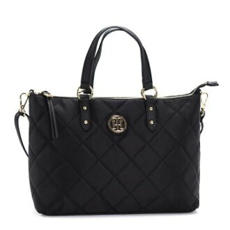 TOMMY HILFIGER Tommy Hilfiger 6930724 BLACK 990 black shoulder bag