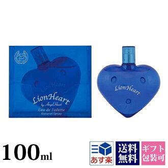 Brand new Angel heart men's perfume Lionheart EDT SP 100 ml genuine / store / brands / senior citizen's day sale / new