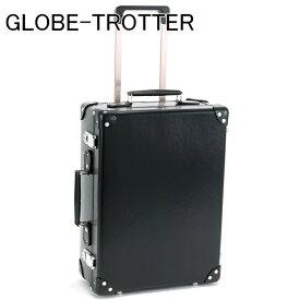グローブ・トロッター GLOBE-TROTTER キャリーケース スーツケース 旅行かばん 18 CENTENARY センテナリー トローリーケース ブラック GTCNTBB18TC BLACK/BLACK